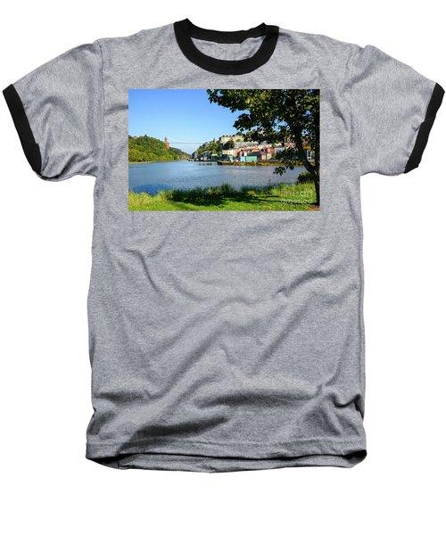 Clifton Suspenion Bridge Baseball T-Shirt