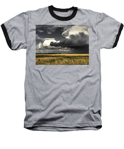Cloud Baseball T-Shirt