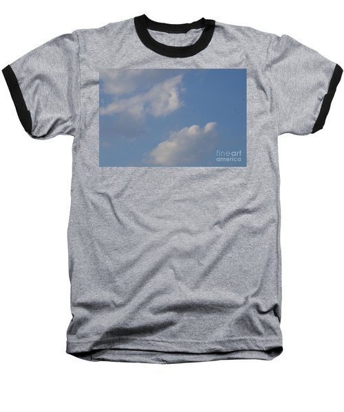 Clouds 13 Baseball T-Shirt by Rod Ismay