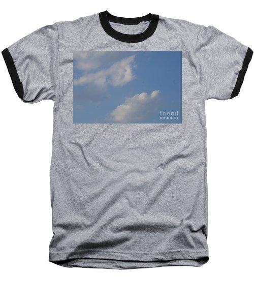 Clouds 13 Baseball T-Shirt