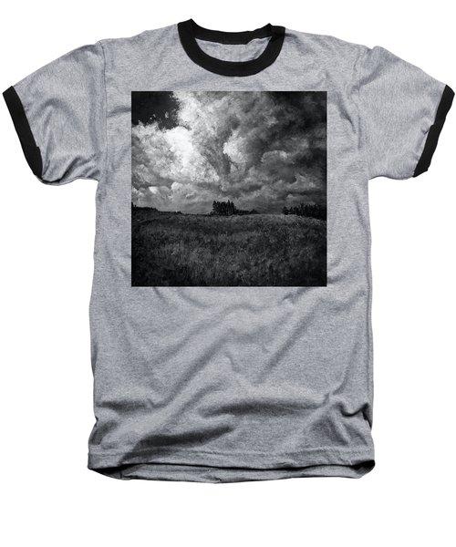Cloudscape 1 Baseball T-Shirt
