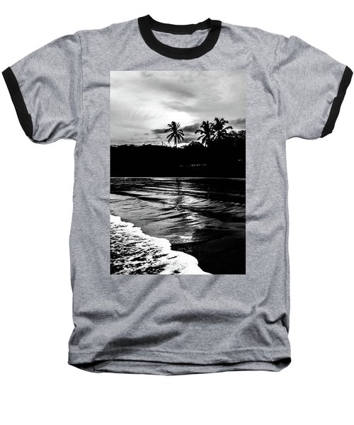 Coast Of Eden Baseball T-Shirt