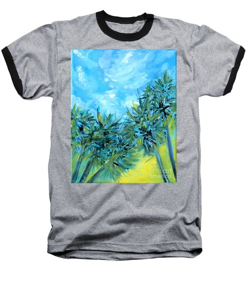 Collection Art  For Health And Life. Painting 10  Baseball T-Shirt