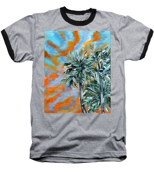 Collection. Art For Health And Life. Painting 2 Baseball T-Shirt