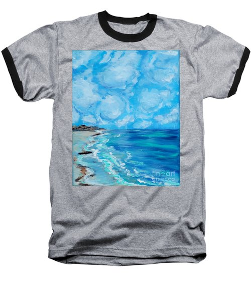 Collection. Art For Health And Life. Painting 4 Baseball T-Shirt