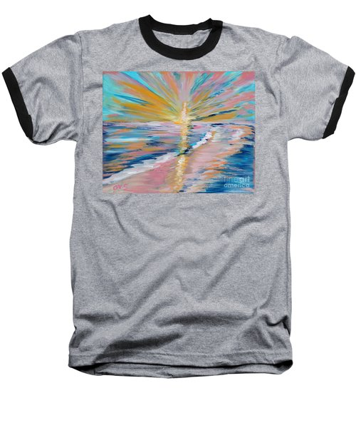 Collection. Art For Health And Life. Painting 5 Baseball T-Shirt