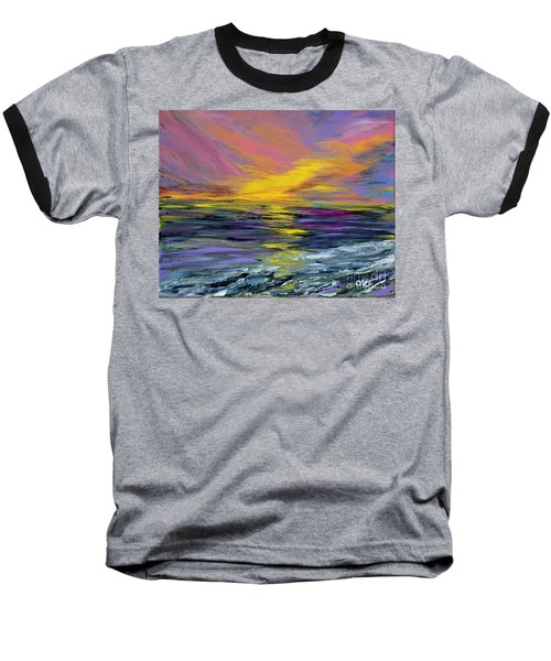 Collection Art For Health And Life. Painting 8 Baseball T-Shirt