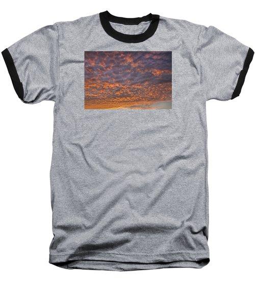 Baseball T-Shirt featuring the photograph Colorful by Wanda Krack