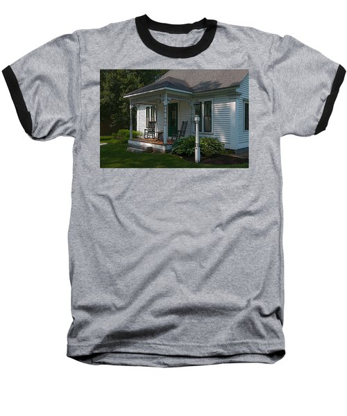 Come Sit On My Porch Baseball T-Shirt