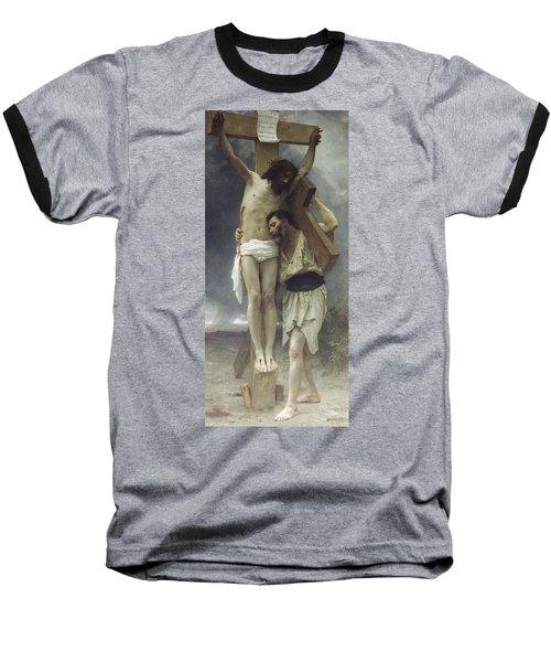 Compassion Baseball T-Shirt