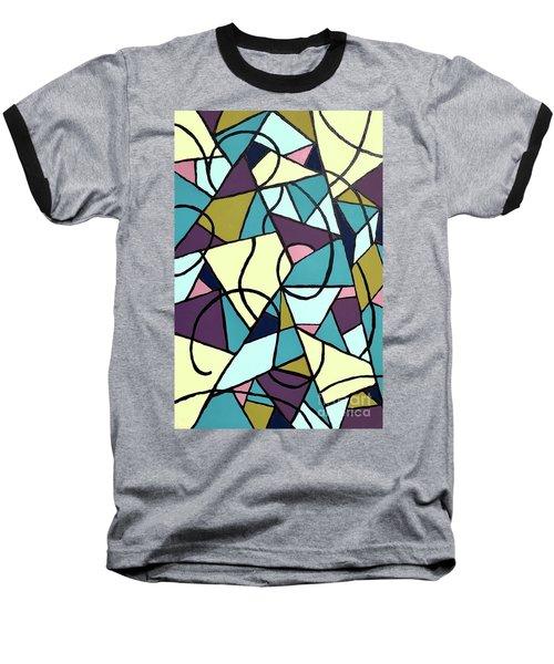 Composition #22 Baseball T-Shirt