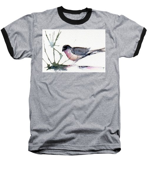 Contented Baseball T-Shirt