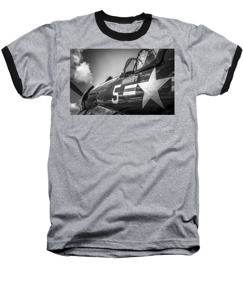 Corsair - Bw Series Baseball T-Shirt