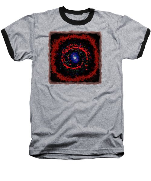 Cosmic Eye 2 Baseball T-Shirt