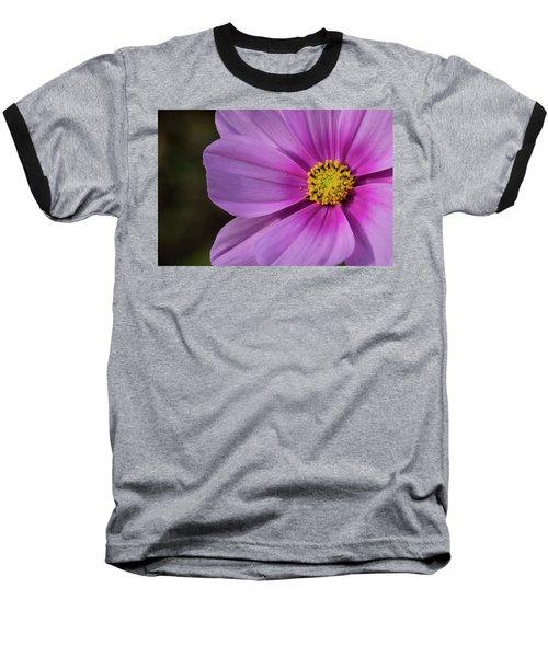 Baseball T-Shirt featuring the photograph Cosmos by Elvira Butler