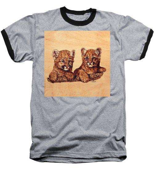 Cougar Cubs Baseball T-Shirt