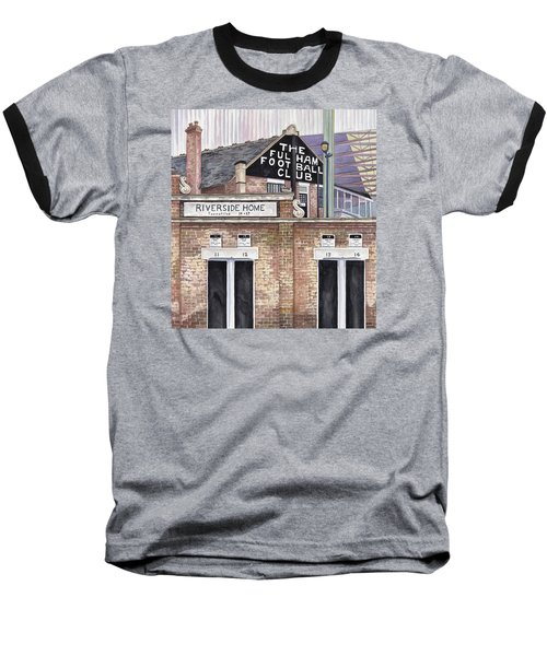 Craven Cottage Baseball T-Shirt