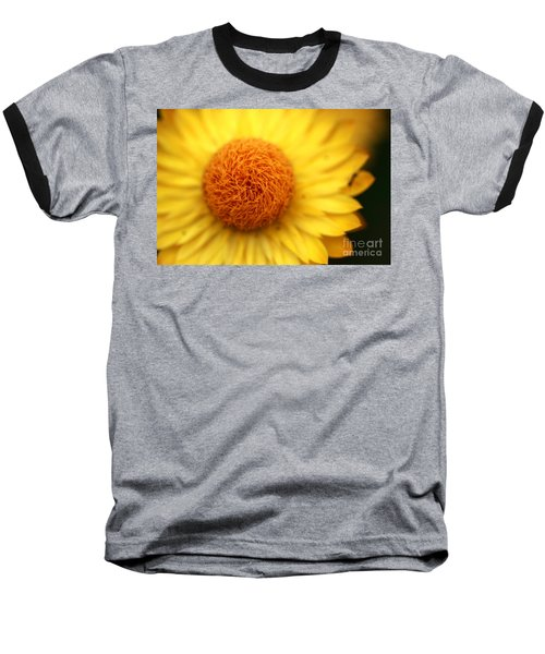 Baseball T-Shirt featuring the photograph Crazy Spin by Stephen Mitchell
