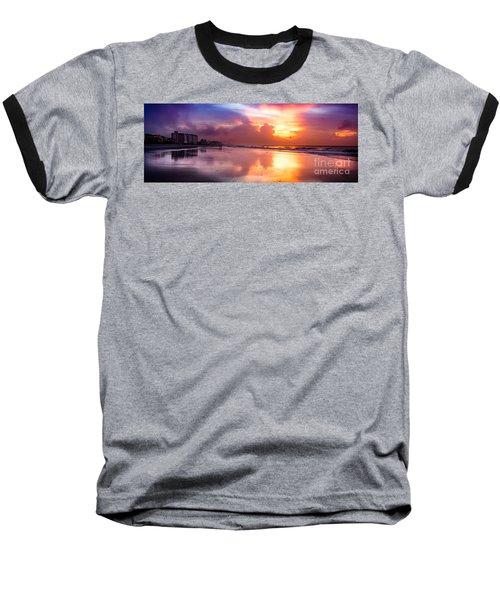 Crescent Beach September Morning Baseball T-Shirt