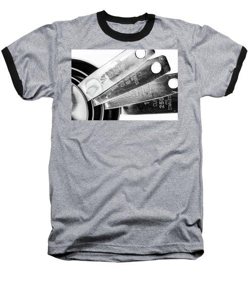 1 Cup Measure And Siblings. Baseball T-Shirt