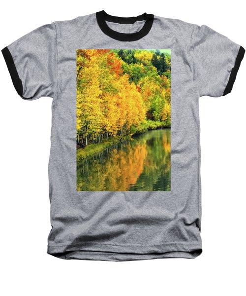 Cushman Lake  Baseball T-Shirt