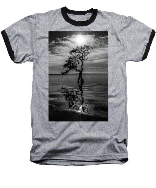 Cypress Reflections Baseball T-Shirt