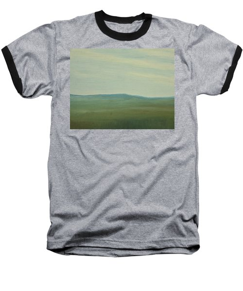Dagrar Over Salenfjallen- Shifting Daylight Over Distant Horizon 5 Of 10_0029 91x61 Cm Baseball T-Shirt