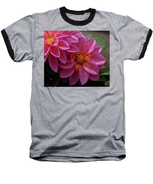 Dahlia Beauty Baseball T-Shirt