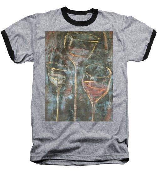 Dancing Glasses Baseball T-Shirt