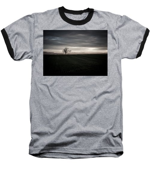 Dark And Light Baseball T-Shirt