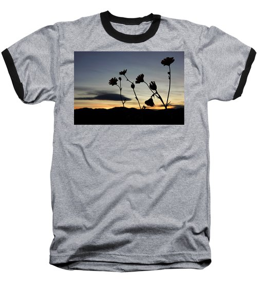 Baseball T-Shirt featuring the photograph Death Valley Superbloom 104 by Daniel Woodrum