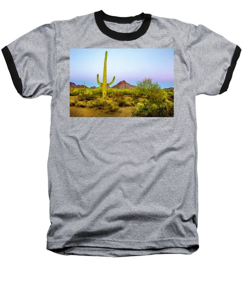Desert Beauty Baseball T-Shirt