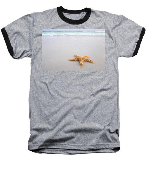 Destin Florida Miramar Beach Starfish Baseball T-Shirt