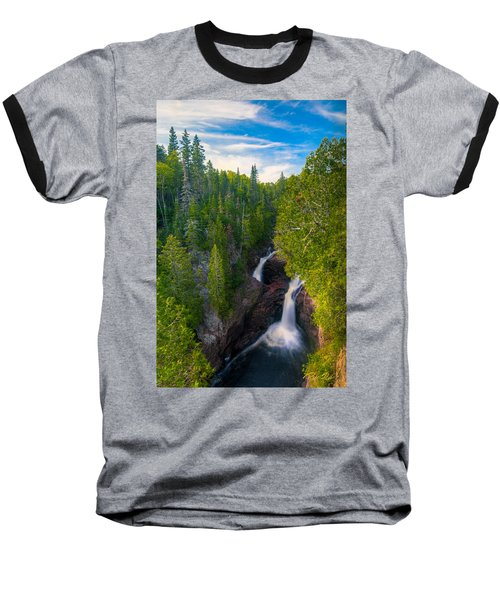 Devil's Kettle  Baseball T-Shirt