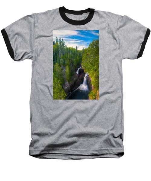 Devil's Kettle  Baseball T-Shirt