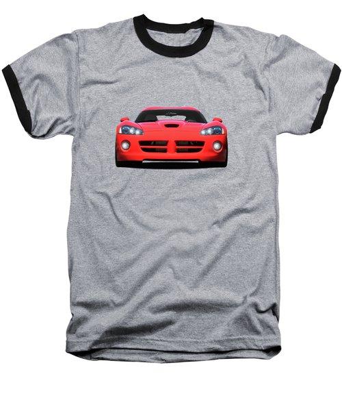 Dodge Viper Baseball T-Shirt