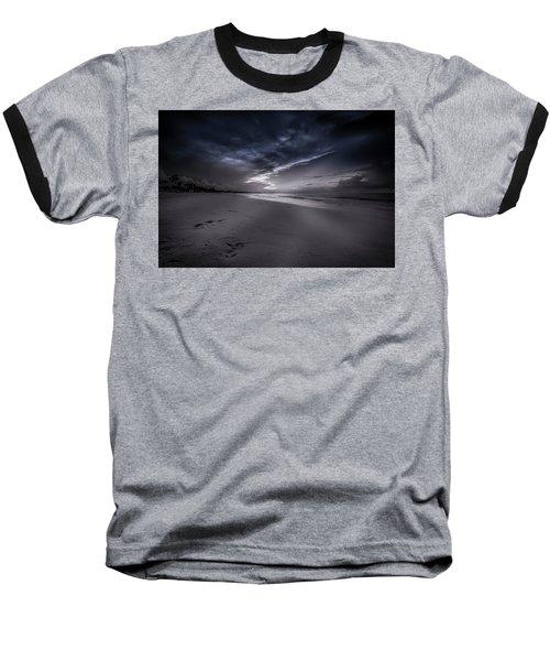 Baseball T-Shirt featuring the photograph Dominicana Beach by Peter Lakomy