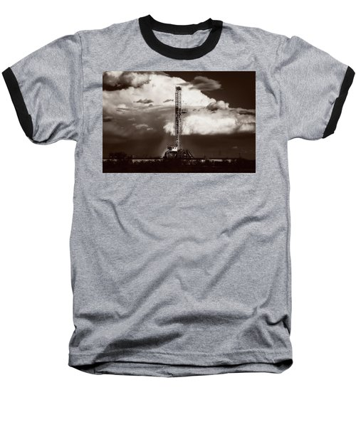 Downpour Baseball T-Shirt