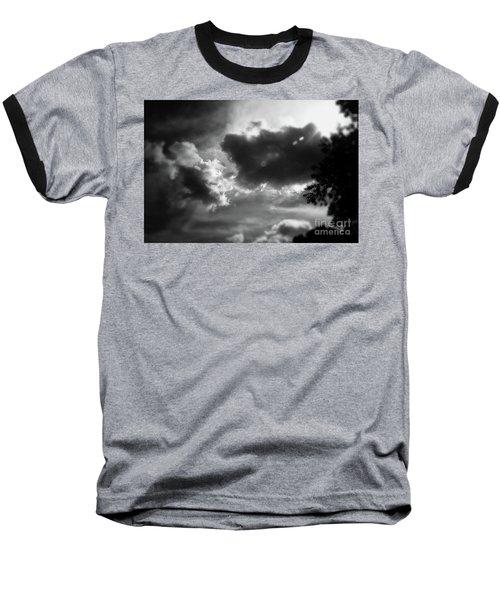 Drama In The Sky Baseball T-Shirt