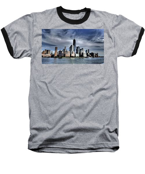 Dramatic New York City Baseball T-Shirt