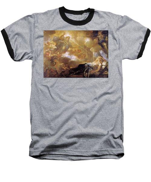 Dream Of Solomon Baseball T-Shirt