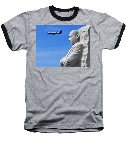 Baseball T-Shirt featuring the photograph Dream by Skip Hunt