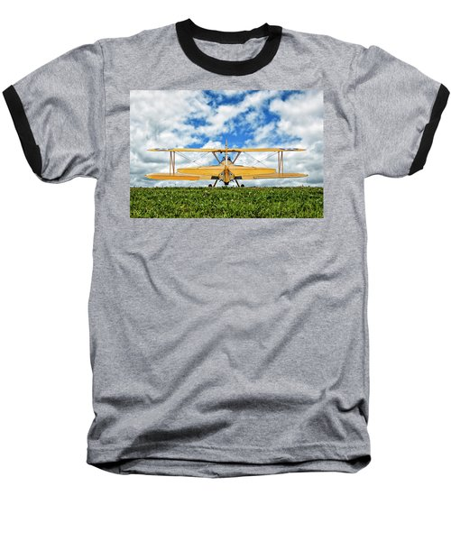 Dreaming Of Flight Baseball T-Shirt