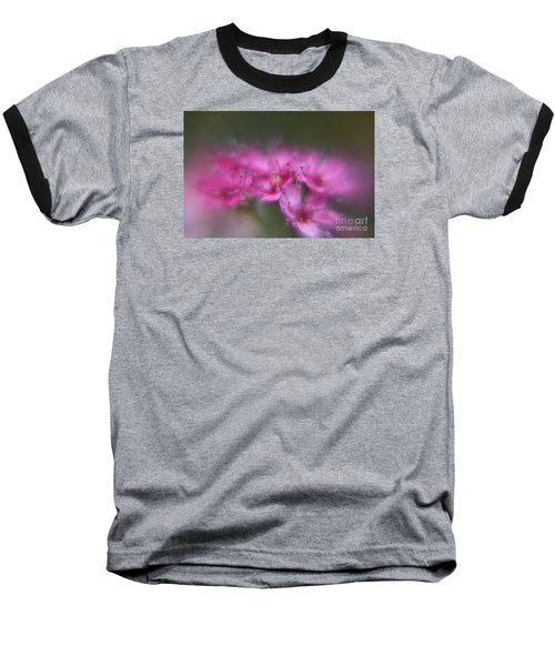 Dreaming  Baseball T-Shirt by Yumi Johnson