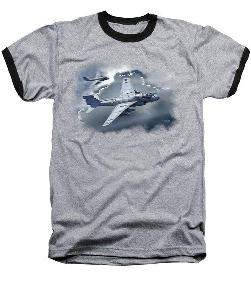 Ea-6b Prowler Baseball T-Shirt