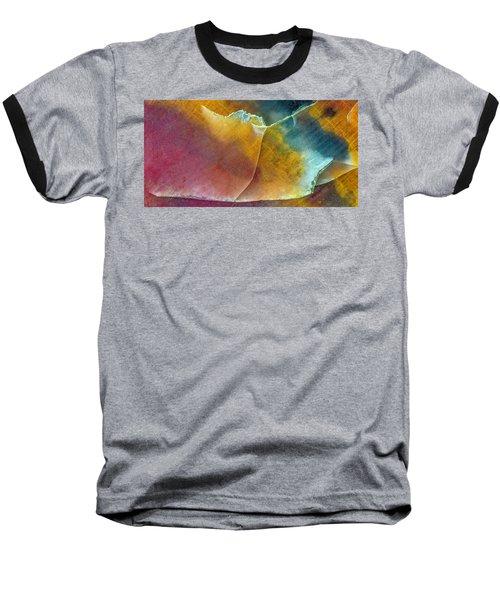 Earth Portrait 001 Baseball T-Shirt