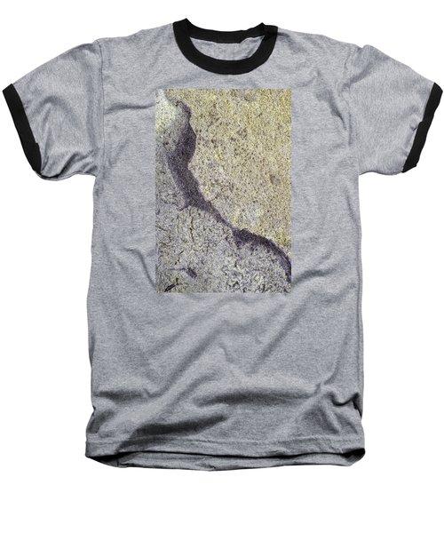 Earth Portrait 009 Baseball T-Shirt