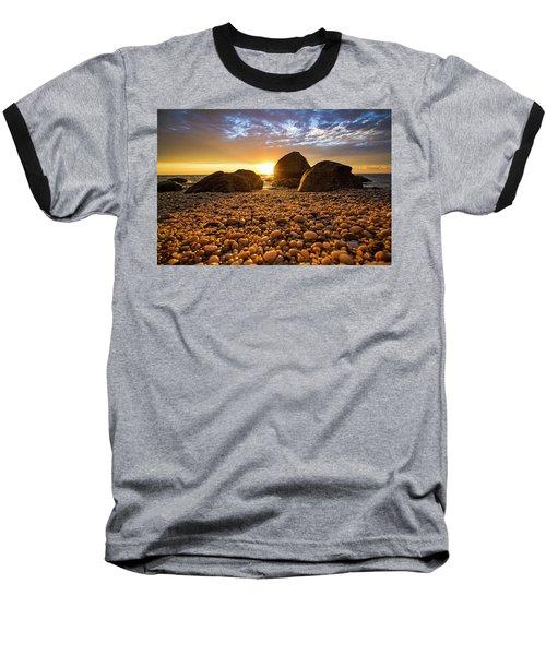 East Marion Sunset Baseball T-Shirt