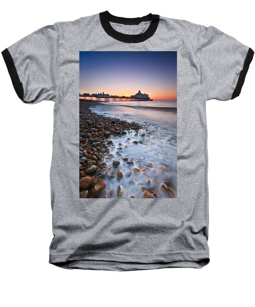 Eastbourne Sunrise Baseball T-Shirt
