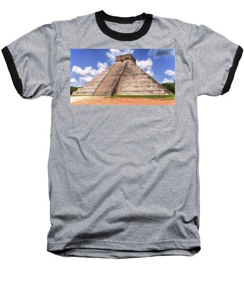 El Castillo Baseball T-Shirt